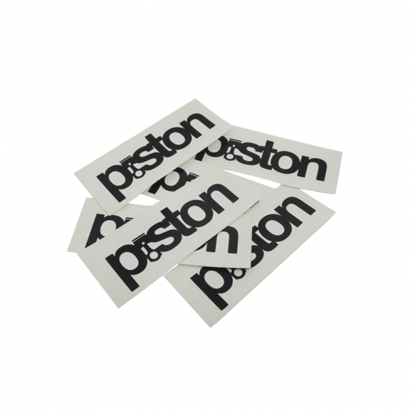 Piston Vinyls (6 pack)